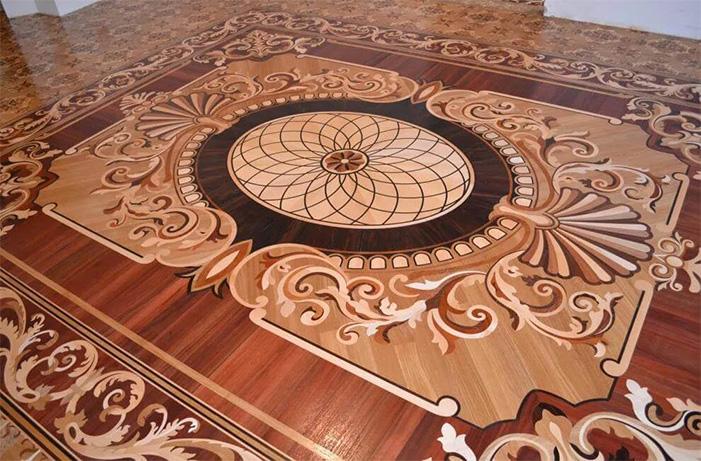 Hardwood flooring installation artistic hardwood 2