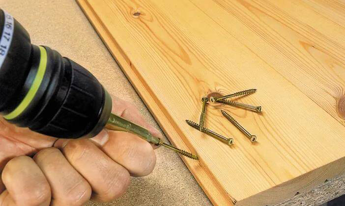 Hardwood flooring installation or fasteners