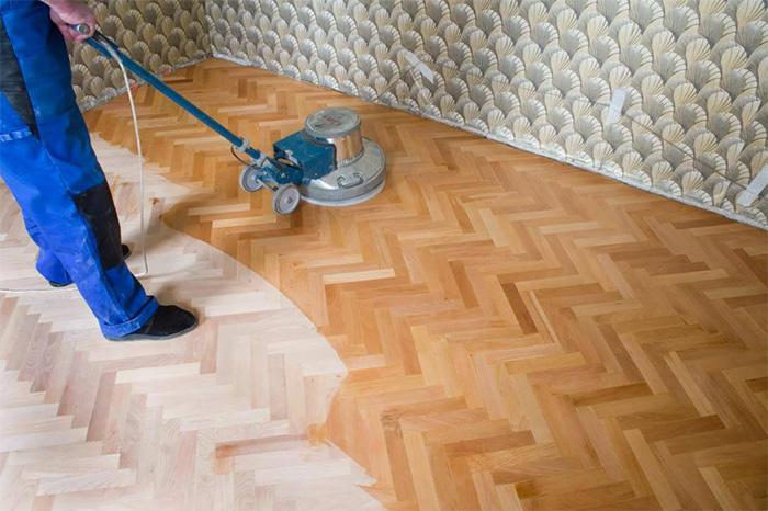 Hardwood flooring installation priming 2