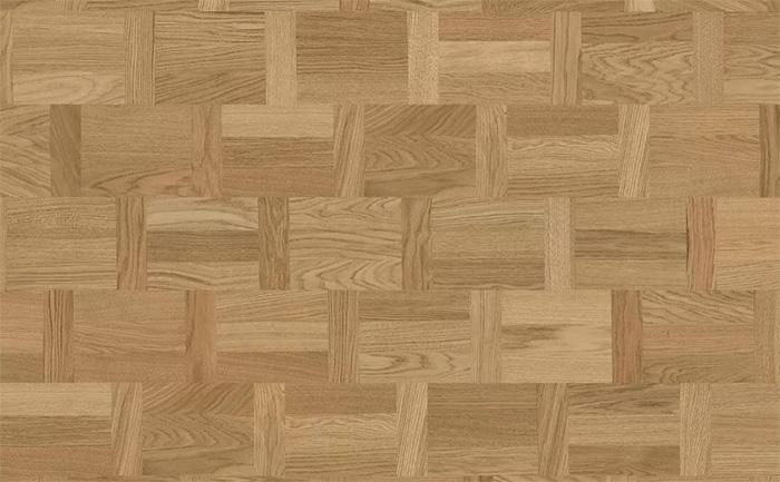 Hardwood flooring installation scandinavian style