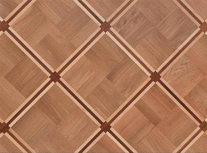 Hardwood flooring installation well