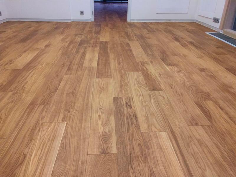 Laminate Flooring Repairing 2