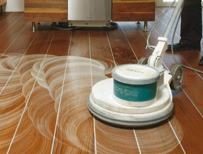 Oak hardwood flooring installation